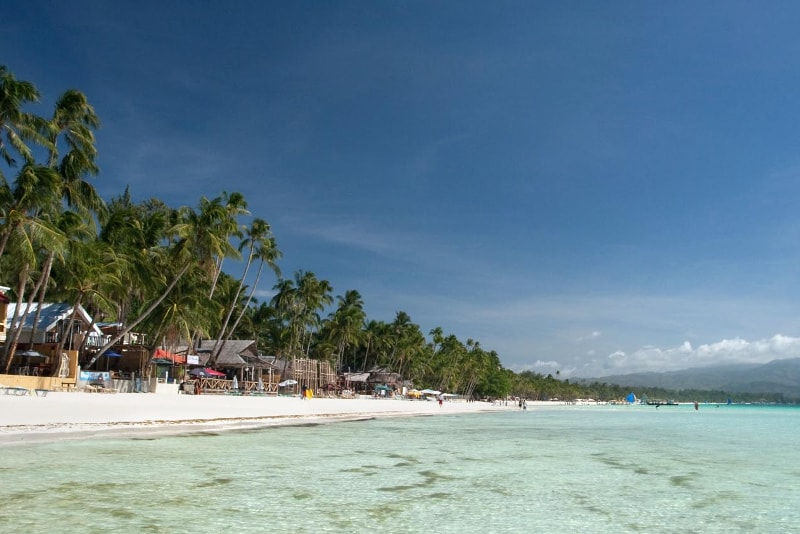 Boraccay island - paradise islands you should visit
