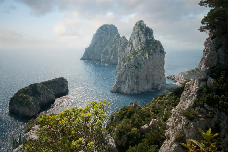 Capri island - paradise island you should visit in 2018