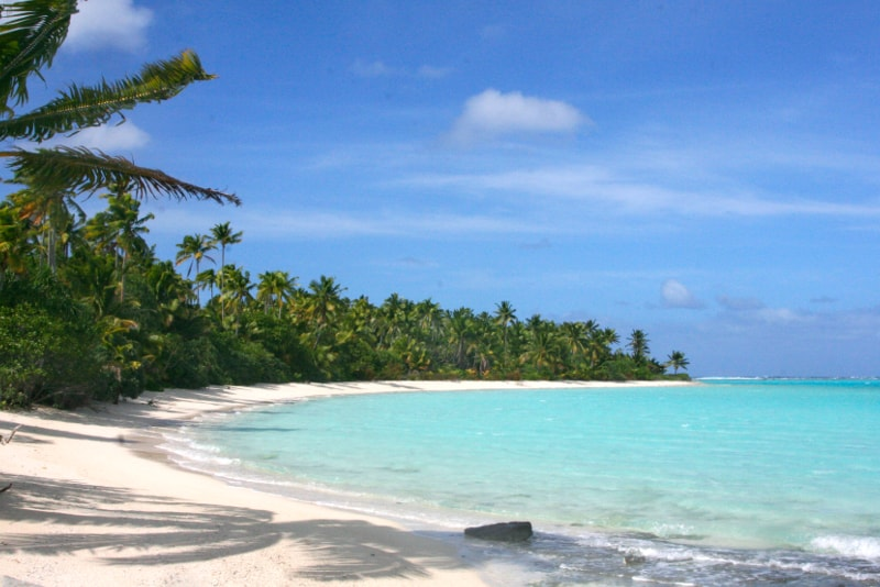 Cook islands - paradise islands you should visit in 2018