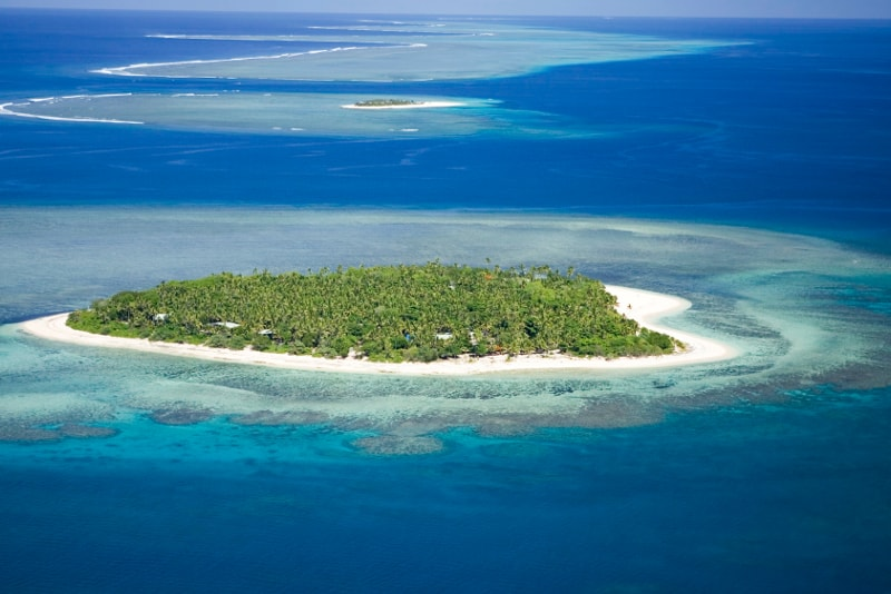 Fiji island - paradise island you should visit