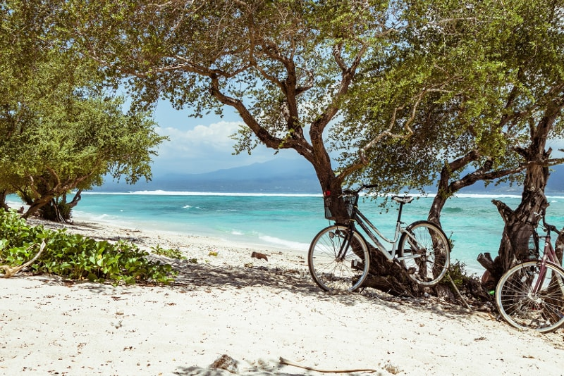 Gili islands - paradise islands you should visit