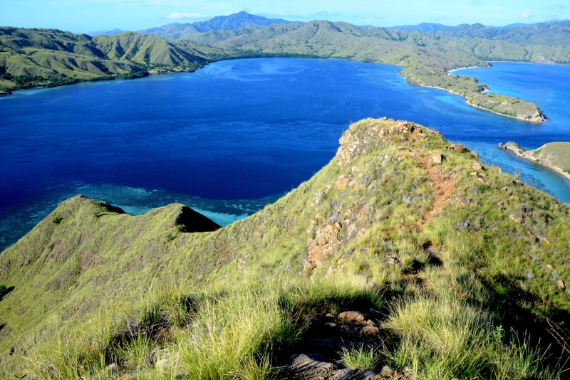 Komodo islands - paradise islands you should visit in 2018