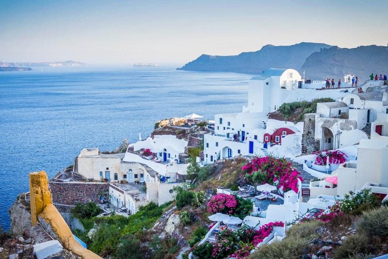 Santorini island - paradise islands you should visit
