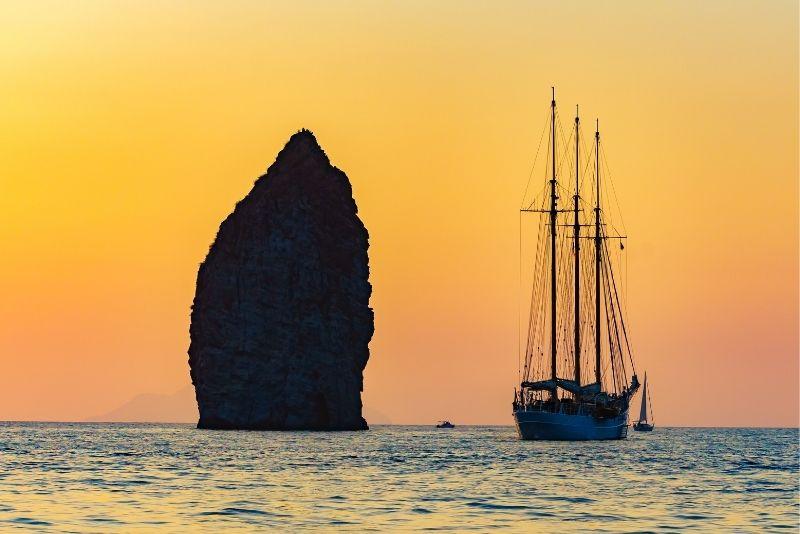 The Aeolian Islands, Italy