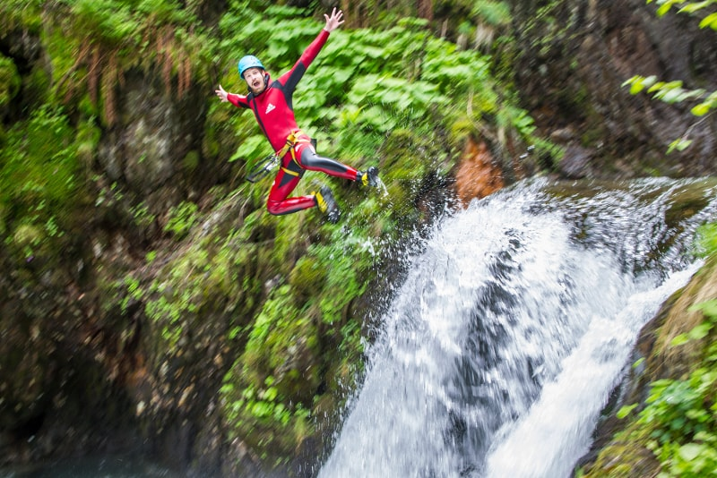 canyoning - water sports