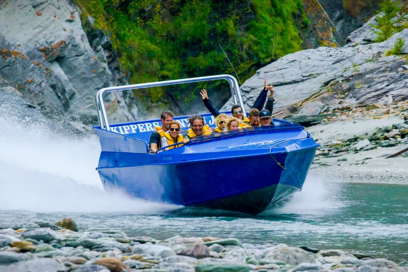 jet boating - water sports