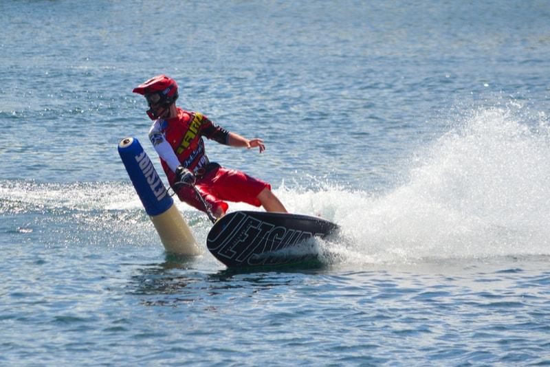 jet surfing - water sports