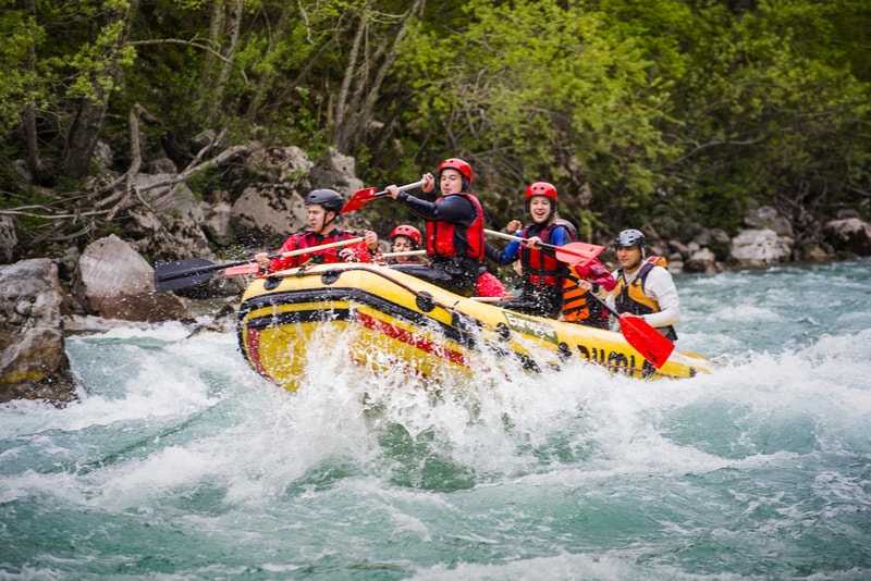 rodeo raft - water sports