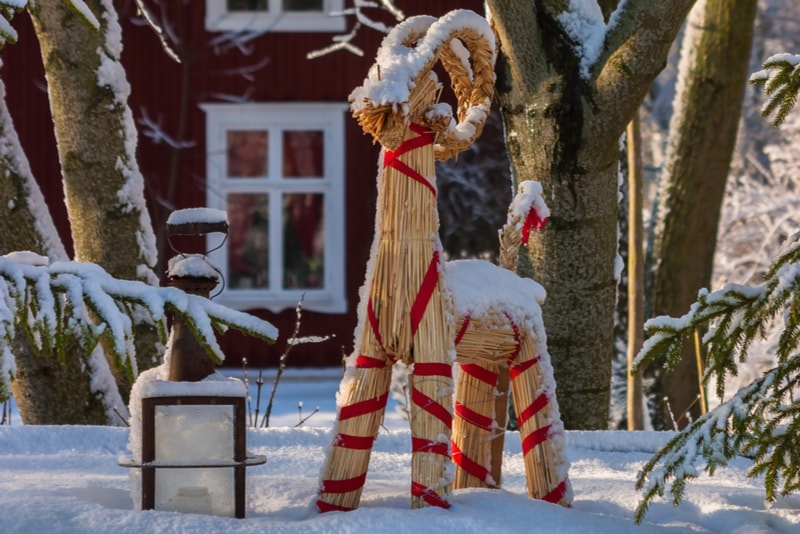 Sweden - Christmas Traditions - Around the world