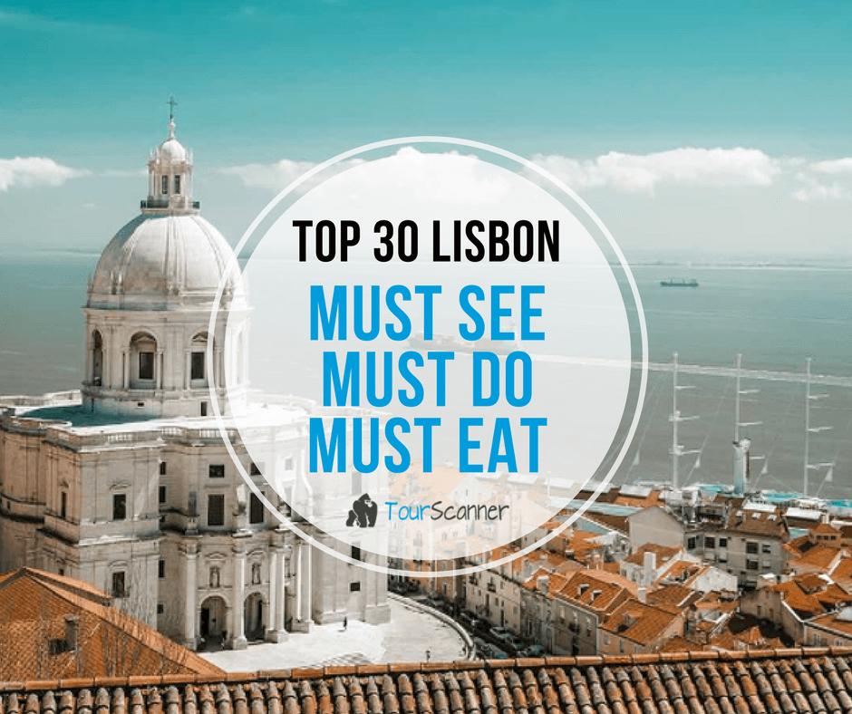 Lisbon Portugal Must Do Travel Tips