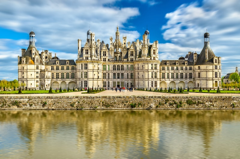 Chambord Castle - Places to Visit in Paris