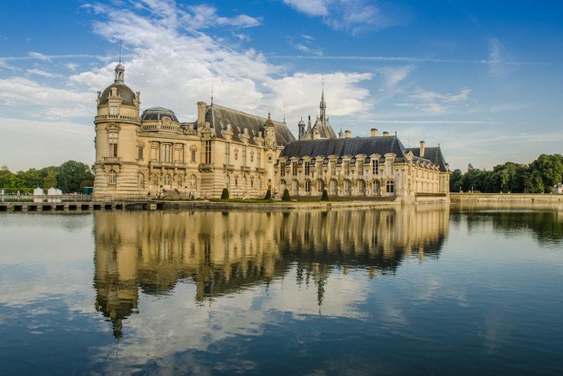 Chantilly Castle - Ausflugsziele in Paris