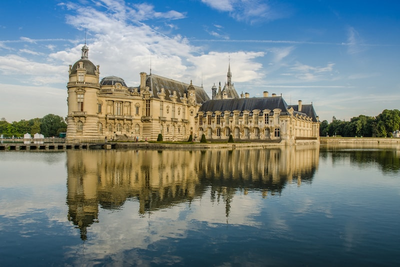 Chantilly Castle - Ausflugsziele in Paris