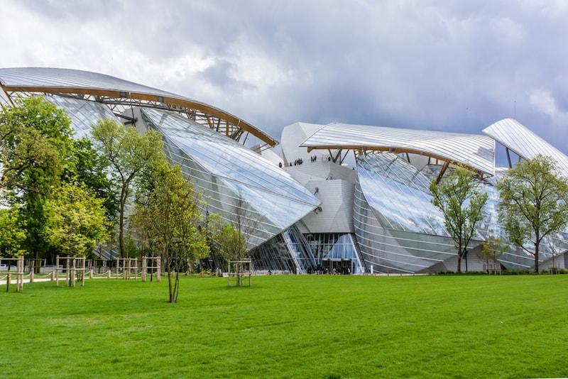 Fondation Louis Vuitton - Sehenswürdigkeiten in Paris