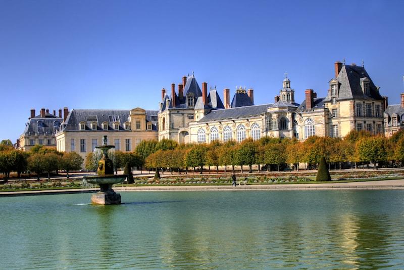 Castelo de Fontanebleau - Lugares e atrações em Paris