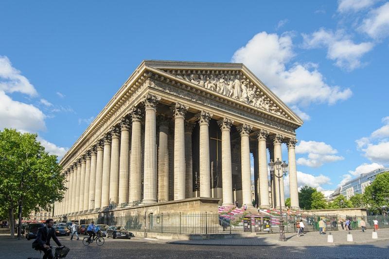 Madeleine-Kirche - Sehenswürdigkeiten in Paris