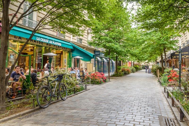 Das Marais - Sehenswürdigkeiten in Paris
