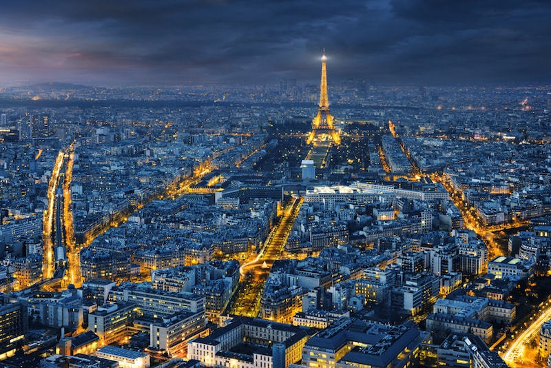 Montparnasse - Lugares para visitar em Paris