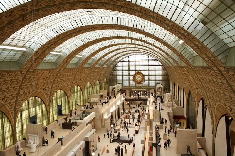 Orsay Museum - Sehenswürdigkeiten in Paris