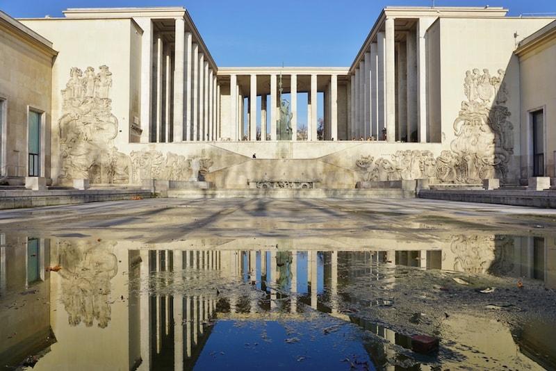 Palast von Tokio - Sehenswürdigkeiten in Paris