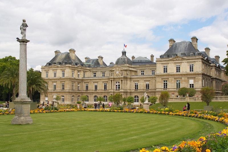 Palácio de Luxemburgo - Lugares e atrações em Paris