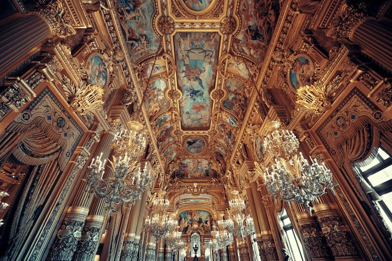 Palais Garnier - Places to Visit in Paris