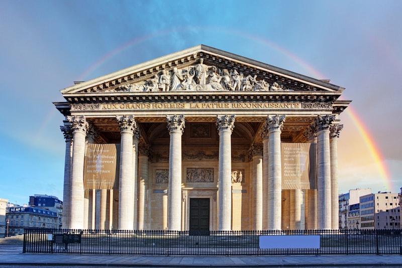 Panthéon - Lugares e atrações em Paris