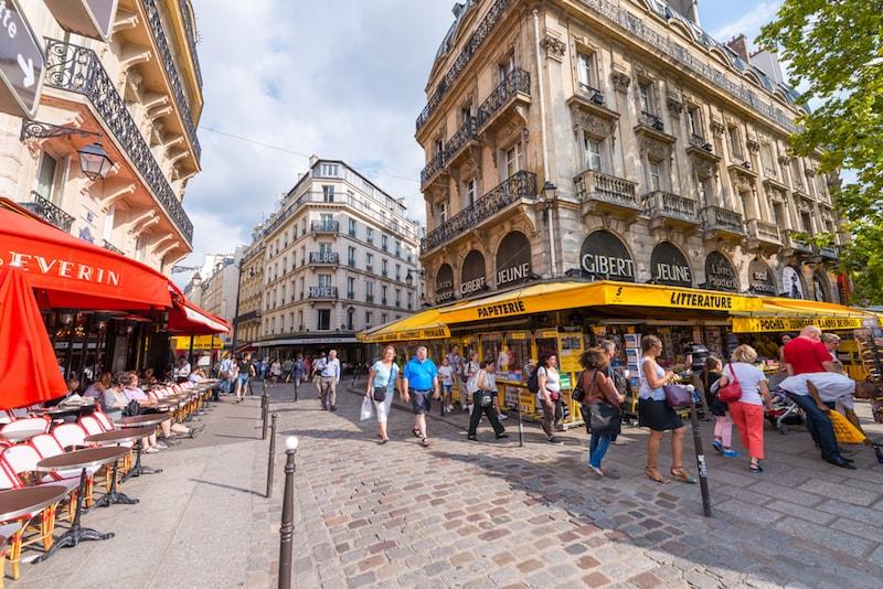 Quartier Latin - Ausflugsziele in Paris