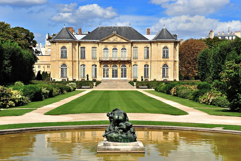 Rodin Museum - Sehenswürdigkeiten in Paris