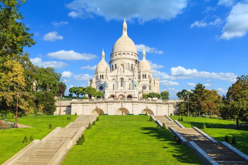 Sacré Coeur - Places to Visit in Paris