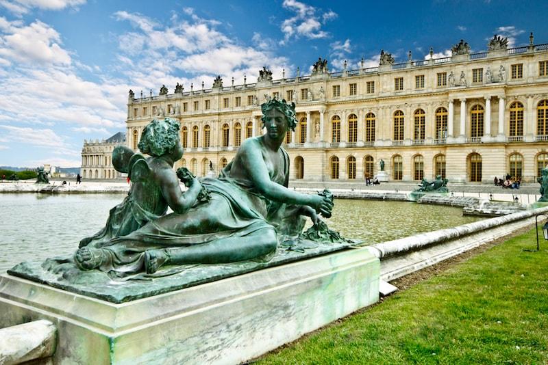 Versaille - Lugares e atrações em Paris