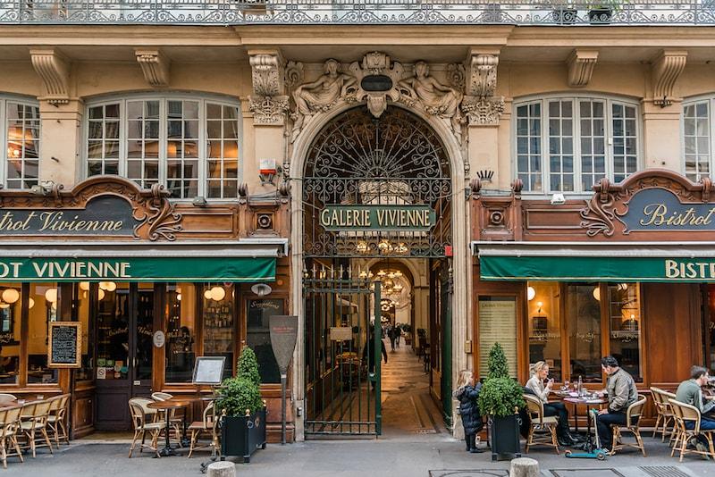 Vivienne Alley - Places to Visit in Paris