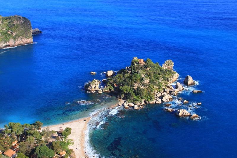 Îles Aeoliennes - Îles paradisiaques