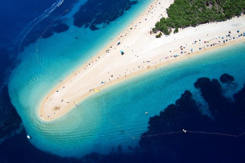 Îles Pakleni - Îles paradisiaques