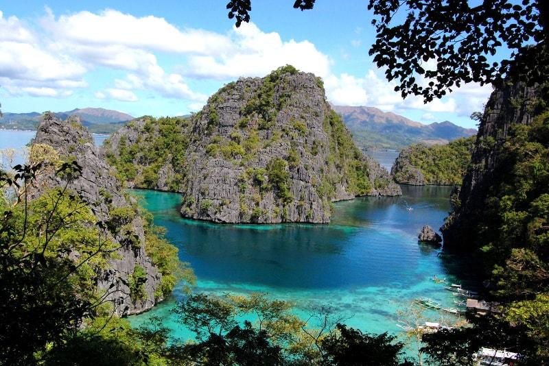 Îles Palawan -Îles Paradisiaques