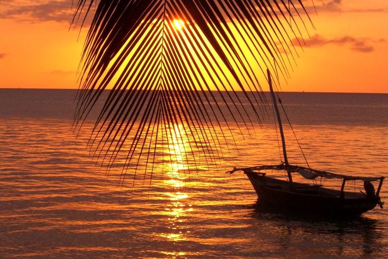 Îles Zanzibar - Îles paradisiaques