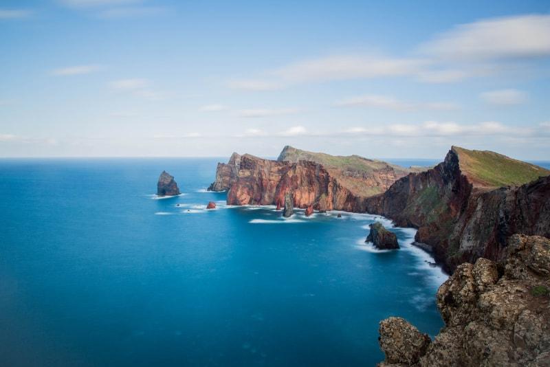 Île de Madere - Îles paradisiaques