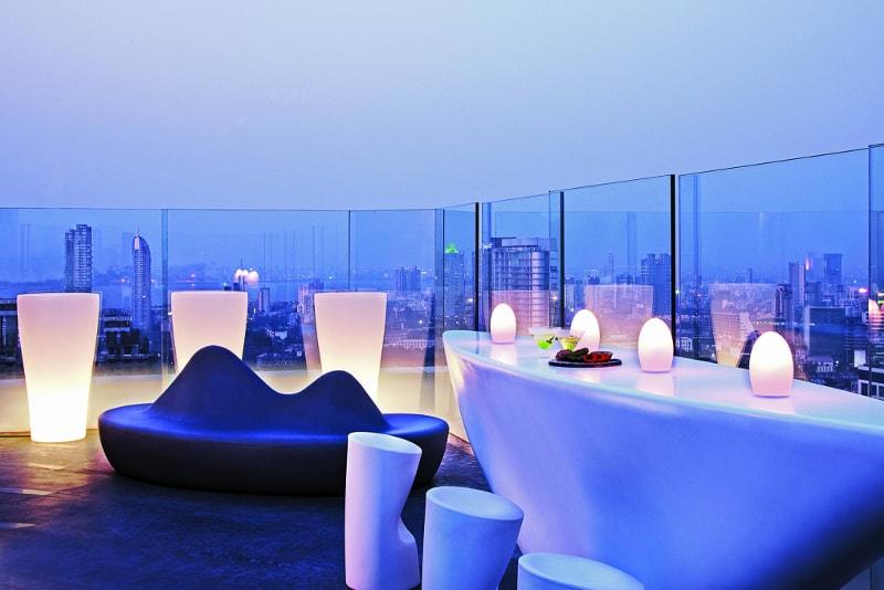 AER Four Seasons - Mumbai - Best rooftops bars in the world