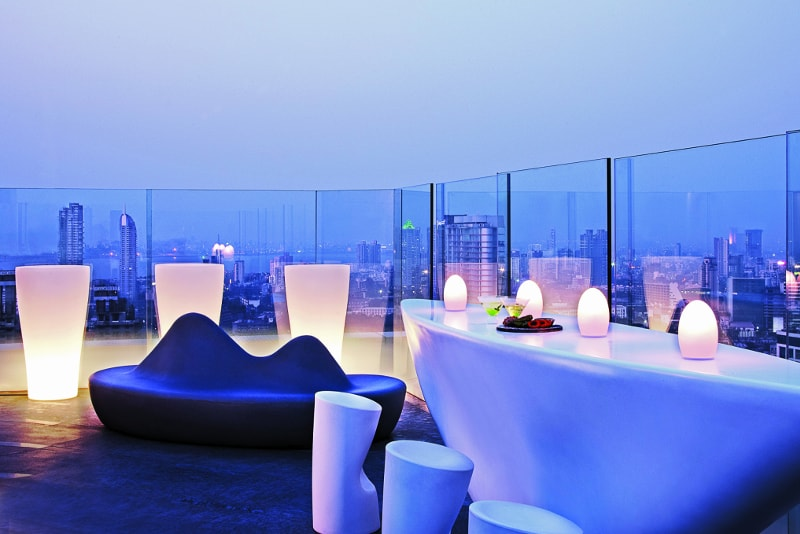 AER Four Seasons - Mumbai - Best rooftops bars in the world