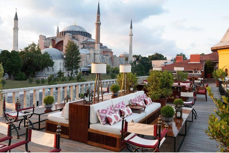 A'YA Lounge - Meilleurs Rooftops