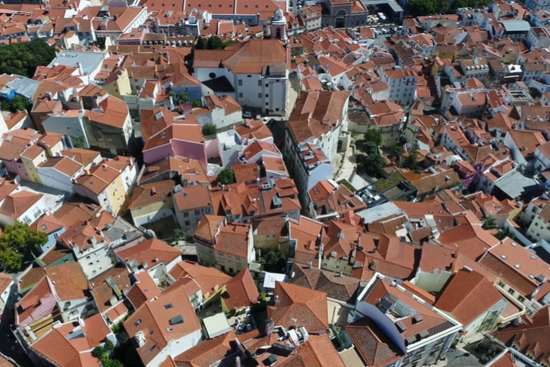 Alfama - Cose da vedere a Lisboa