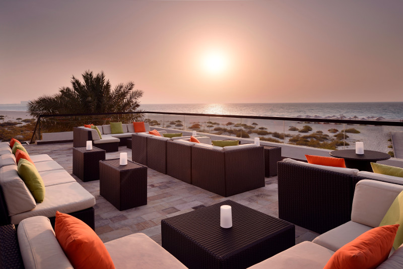 Beach House Rooftop in Abu Dhabi - meilleures Rooftops