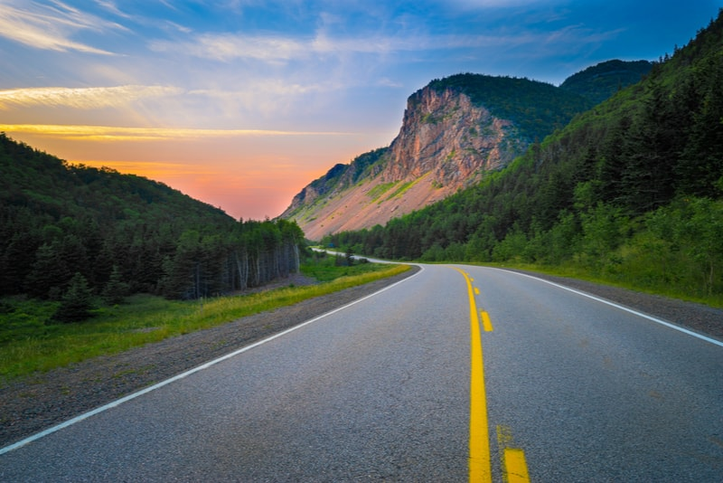 Cowboy trail road trip