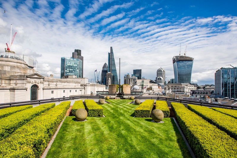 Coq d'Argent - London - Best rooftops bars in the world