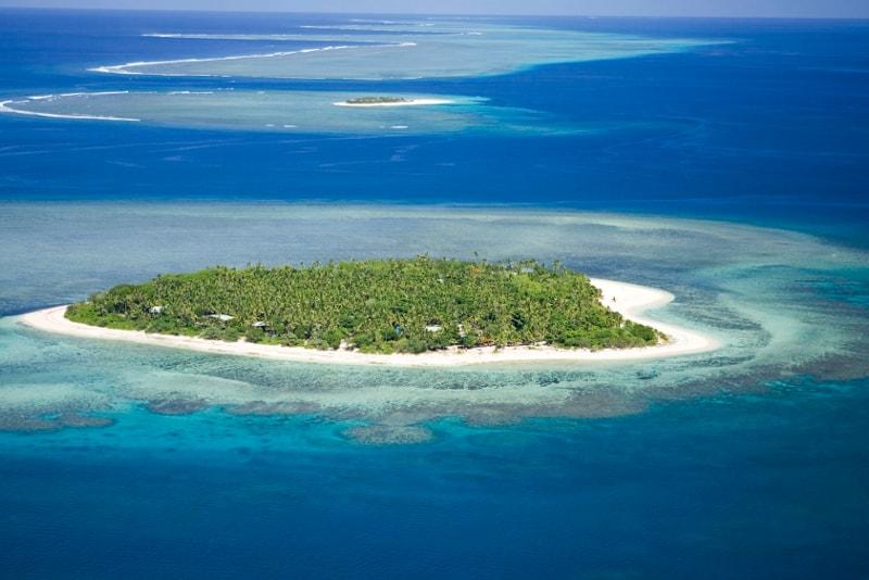 Îles Fiji - Îles paradisiaques