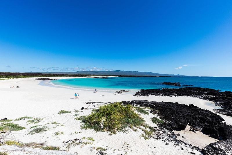 Îles Galapados - Îles paradisiaques