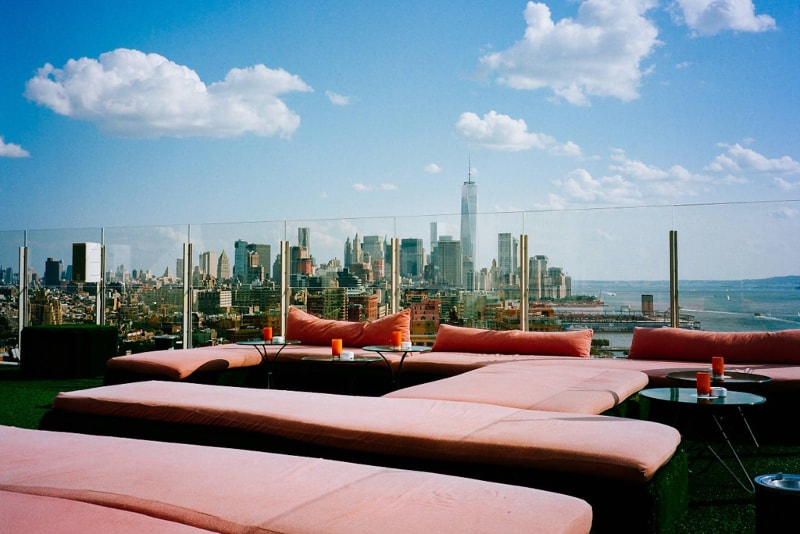 Le Bain at the Standard NY - meilleures rooftops