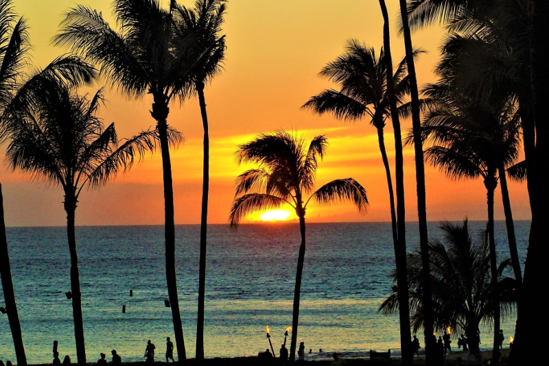 Les Îles Hawaii - Îles paradisiaques