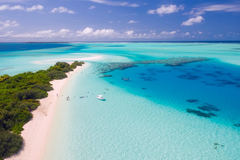 Les Îles Maldives - Îles paradisiaques