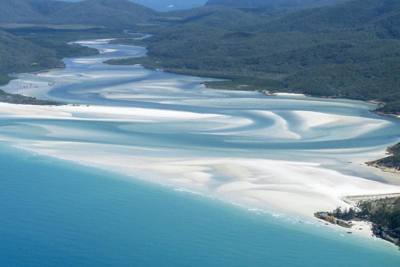 Les Îles Whitsunday - Îles paradisiaques